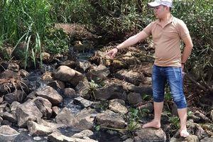 Quảng Bình: Phạt doanh nghiệp xả thải gây ô nhiễm 66 triệu đồng