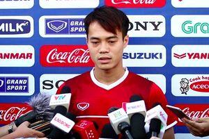 Văn Toàn: 'Malaysia rất khó nắm bắt nhưng HLV Park biết cách giúp đội tuyển có kết quả tốt'