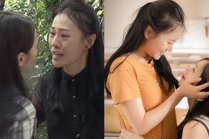 Hắt hủi, khinh bỉ kiếp làm gái của Quỳnh trên phim nhưng bước ra đời thực Đào lại bộc lộ tính cách khác lạ