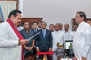 Quốc hội Sri Lanka hỗn loạn do kiến nghị bất tín nhiệm tân Thủ tướng