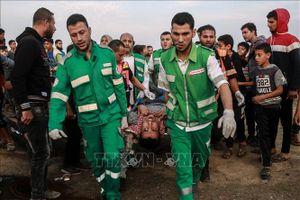 Bạo lực tiếp tục leo thang tại Dải Gaza