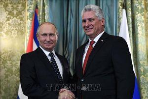 Chuyến công du của nhà lãnh đạo Cuba: 'Dệt tương lai bằng những sợi dây truyền thống'
