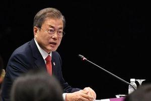 Tổng thống Hàn Quốc xem xét mời ông Kim Jong-un dự Hội nghị Cấp cao Hàn Quốc-ASEAN