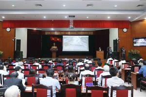 Ban Tuyên giáo Trung ương tổ chức hội nghị báo cáo viên