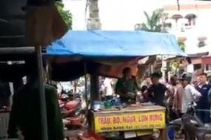 Vụ người phụ nữ bị bắn, đâm chết giữa chợ: Nhân chứng hốt hoảng khi kể lại sự việc