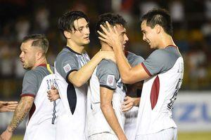 5 đội tuyển ghi ít bàn thắng nhất trong lịch sử AFF Cup