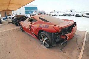 Bãi 'tha ma' siêu xe tại Dubai khiến không ít người phải giật mình