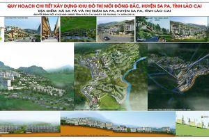 Cái tên duy nhất trúng sơ tuyển dự án 160ha Đông Bắc Sa Pa mà Lào Cai vừa chọn