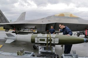 Truyền thông Mỹ cho rằng Nga không đúng khi nhận xét về F-22 Raptor