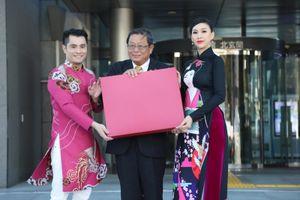 Áo dài Việt Nam tiếp tục tỏa sáng tại Nhật Bản