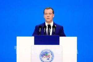 Nga dọa sẽ không cử đoàn tham dự Diễn đàn Davos