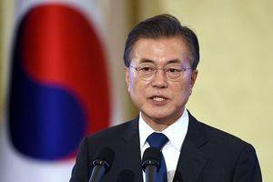 Tổng thống Moon muốn mời Chủ tịch Kim tham dự hội nghị thượng đỉnh Hàn Quốc-ASEAN
