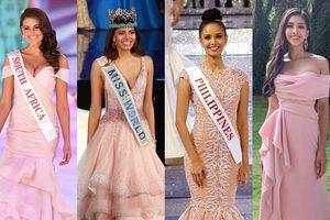 Mang cả vườn hồng đến Miss World - Chiến lược vô cùng 'cao tay' của Tiểu Vy