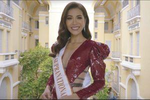 Clip giới thiệu bản thân tại Miss Supranational 2018: Minh Tú - một cô gái Việt Nam năng động, hiện đại và có hoài bão