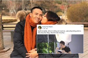 Phản ứng bất ngờ của Mạnh Hùng khi bị MC Hoàng Linh ám chỉ 'không tôn trọng', 'chỉ biết sống cho bản thân'