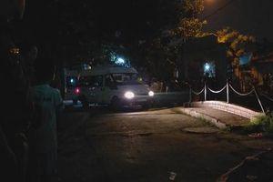 Hà Nội: Sau cuộc ẩu đả, công an tìm thấy một thi thể dưới hồ Triều Khúc