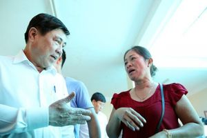 Chủ tịch TPHCM: 'Giải quyết vấn đề Thủ Thiêm trên cơ sở lợi ích của người dân'