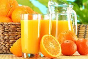 Điều gì xảy ra khi bạn uống nước cam mỗi ngày