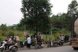 Thi thể người phụ nữ cháy hết phần đầu trong bụi cây ở Biên Hòa