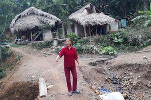 Thái Nguyên: Dân khốn đốn vì doanh nghiệp khai thác than bồi lấp đất ruộng