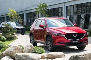 Mazda CX-5 giữ 'ngôi vương' phân khúc CUV dù 'bay' khỏi top 10 mẫu xe bán chạy