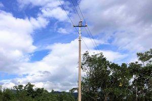 Điện lực A Lưới nỗ lực cấp điện ổn định cho đồng bào vùng cao