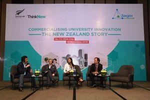 New Zealand hỗ trợ Việt Nam đổi mới sáng tạo và thương mại hóa công trình nghiên cứu