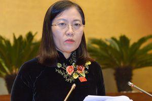 Chủ nhiệm Lê Thị Nga hồi âm 'đòi' đánh giá công bằng của Tổng Kiểm toán