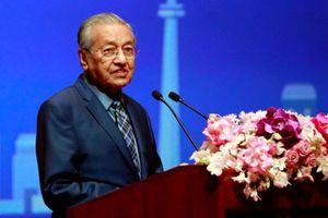 Thủ tướng Mahathir: 'Goldman Sachs đã lừa dối Malaysia'
