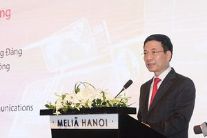 Bộ trưởng Nguyễn Mạnh Hùng: Sứ mạng 5G đang đặt lên vai ngành ICT Việt Nam