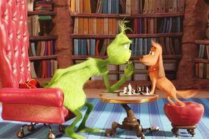 'The Grinch' – Câu chuyện Giáng sinh ấm áp