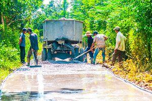 Thi đua xây dựng Nông thôn mới: Đích đến đã rất gần