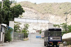 Vụ khai thác đá trong Khu đô thị Hòn Thị: Phó Thủ tướng yêu cầu báo cáo