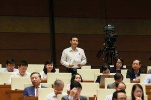 Kỳ họp thứ sáu, Quốc hội khóa XIV: Thảo luận về công tác giải quyết khiếu nại, tố cáo