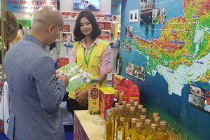 Hơn 100 sản phẩm OCOP Quảng Ninh được quảng bá tại triển lãm thực phẩm quy mô quốc tế