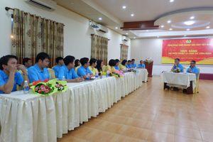 Công đoàn Vinachem tổ chức tập huấn nghiệp vụ 2018