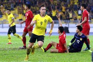 'Trọng pháo' của ĐT Malaysia tuyên bố sẽ ghi bàn tại Mỹ Đình