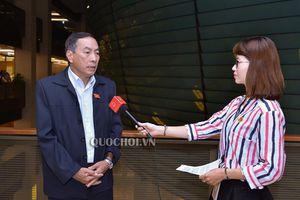 Đbqh Phạm Văn hòa - đồng tháp: cần giải quyết triệt để những vấn đề cử tri khiếu nại tố cáo