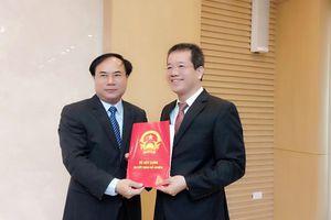 Công bố Quyết định bổ nhiệm Vụ trưởng Vụ Tổ chức cán bộ Bộ Xây dựng