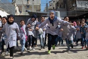 Cuộc sống 'như trong giấc mơ' của những đứa trẻ Syria tị nạn