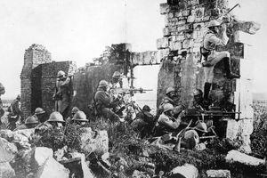Khoảnh khắc ám ảnh của Thế chiến 1 tàn khốc