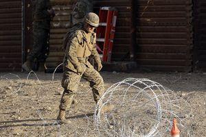 Mỹ tăng cường an ninh biên giới đối phó đoàn người di cư từ Trung Mỹ