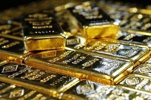 Giá vàng thế giới giảm xuống dưới ngưỡng nhạy cảm