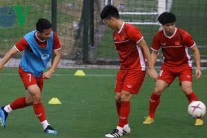 ĐT Việt Nam không sử dụng sơ đồ 3-4-3 ở trận gặp ĐT Malaysia?