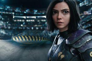 'Alita: Battle Angel' gây sốt với tạo hình ấn tượng của nữ chiến binh