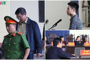 Ông Phan Văn Vĩnh trở lại phòng xử, một bị cáo bất ngờ phản cung