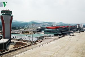 Dự án Cảng hàng không Quốc tế Vân Đồn chuẩn bị cán đích