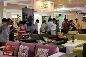 TP.HCM tổ chức Hội chợ Đồ gỗ và Trang trí nội thất Việt Nam