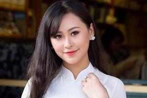 Hoa khôi Imiss Thăng Long 2018: 'Đừng ngủ quên trên chiến thắng'
