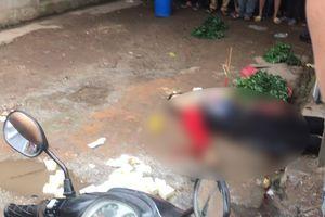 Người phụ nữ bán đậu phụ bị bắn chết giữa chợ ở Hải Dương